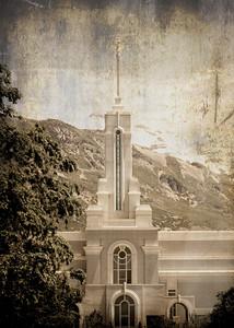 Mt. Timpanogos LDS Temple Prints