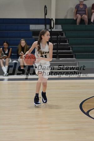 Holy Trinity JV Girls Basketball 1.15.20