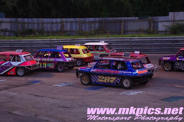 National Mini Stox, Birmingham Wheels, 17 October 2015