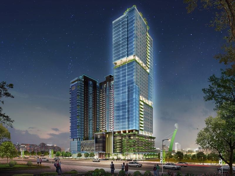 GIA Tower Cambodia