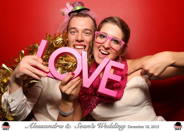 Alessandra & Sean's Wedding