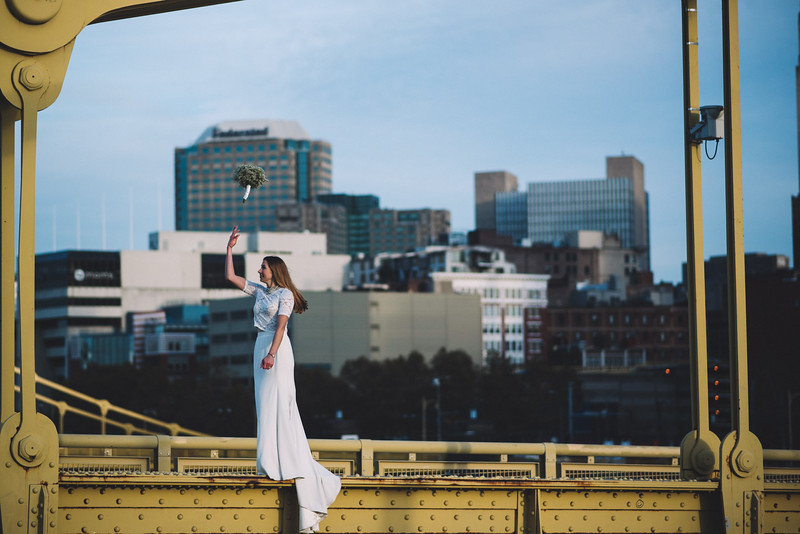 Pittsburgh Elopement Photographer - Monaco Bridge Downtown - Hadley-298.jpg