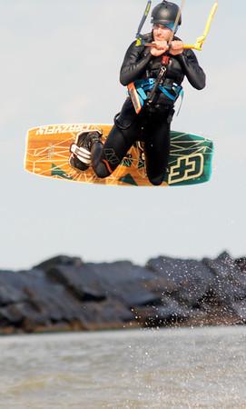 Kite Surfer October 23, 2018