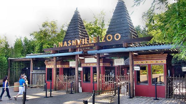 Nashville Zoo - September 2011