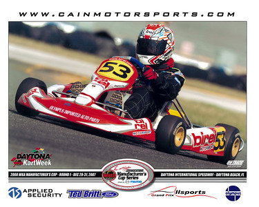 12-29-2007 WKA 08'  Mfg Cup Opener at Daytona