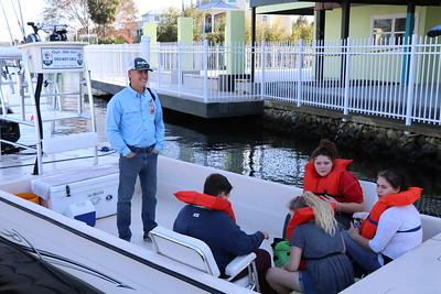 Homosassa Elem Fishing Trip 2019