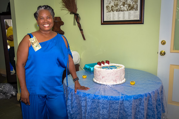 Lady J 65th Birthday Party