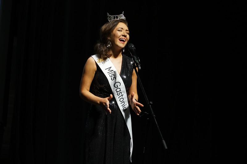 Miss Gardner-Webb 2020 Pageant