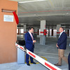 The Chief Minister Fabian Picardo today officially opened the new car park at Eastern beach. Beach users will be allowed to park for free during bathing hours.