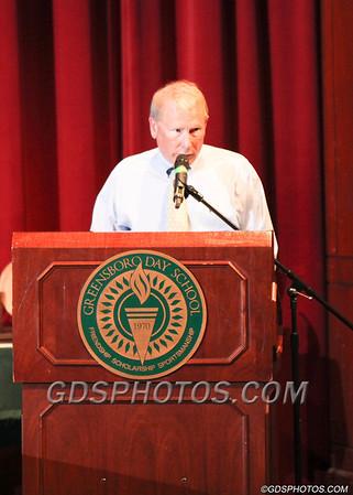 2012 SPRING UPPER SCHOOL AWARDS