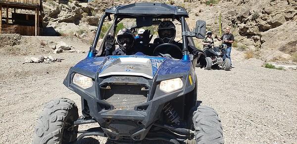 4-23-19 Eldorado Canyon ATV and Goldmine Tour