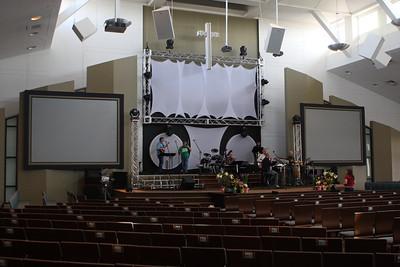 2009 - Easter Rehearsal