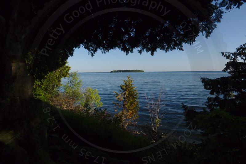 Peninsula State Park (Eagle Panorama)