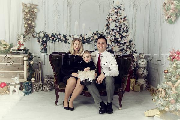 Trebes  Family Christmas 2018