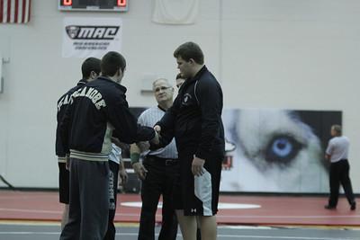 Wrestling vs. Sycamore @ NIU