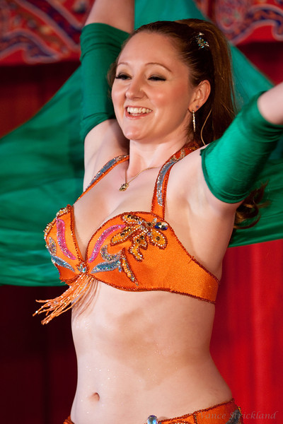 Austin Belly Dance Convention 2009 - Fri Show
