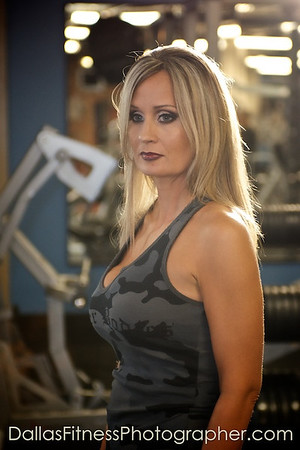 Amy Carr Dallas Fitness Portraits