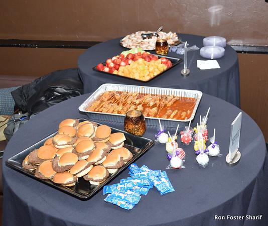 Regina Marsh's Birthday Party