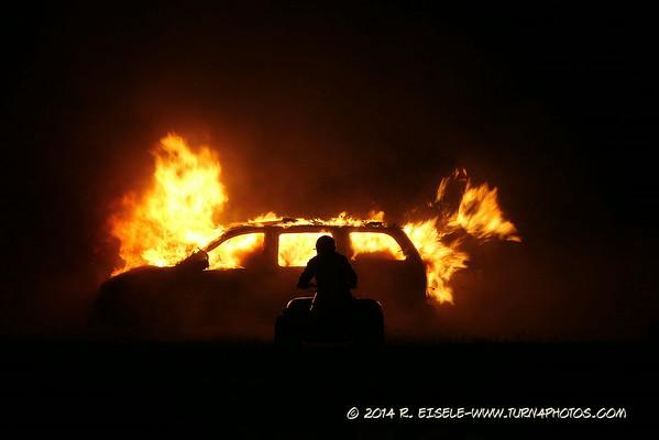 08/01/14-8/02/14 Fire and Destruction Show
