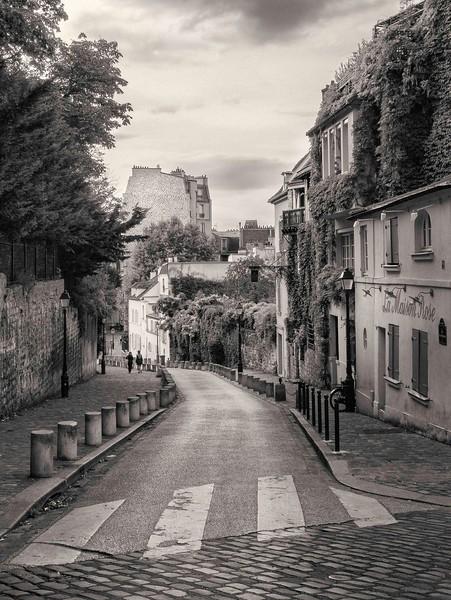 Paris. Montmartre 2.