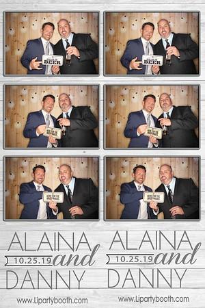 Alaina & Danny