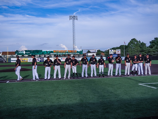 Game 1 May 15 2018 Rascals vs Traverse City