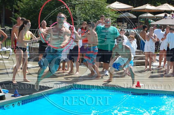 August 14 - Pool Games