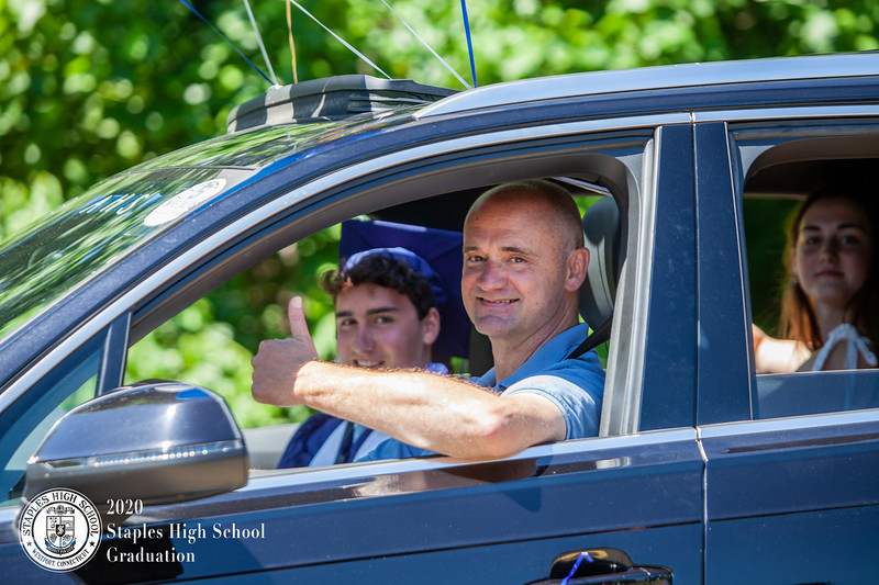 Dylan Goodman Photography - Staples High School Graduation 2020-227.jpg
