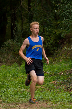 Cross Country at Belvidere