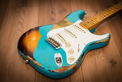 Fender Custom Shop - Strat