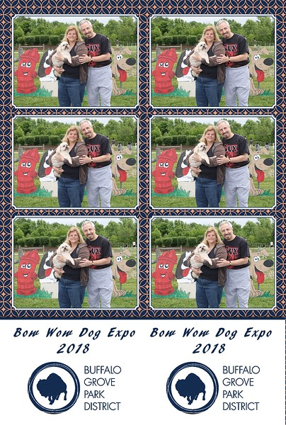 Bow Wow Dog Expo (06/02/18)