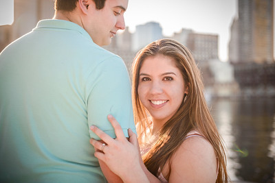 Adrianna + Chris - Pre-wedding
