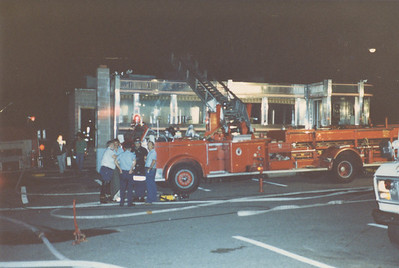 Misc. East Hartford, Ct fire's.