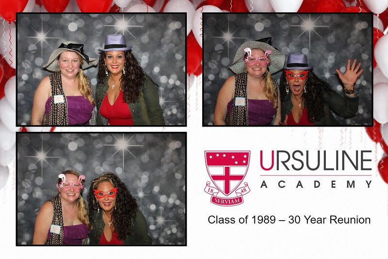 Ursuline Academy Class of 89 Reunion