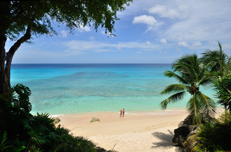 West coast in Barbados photographed by Barbados Photography