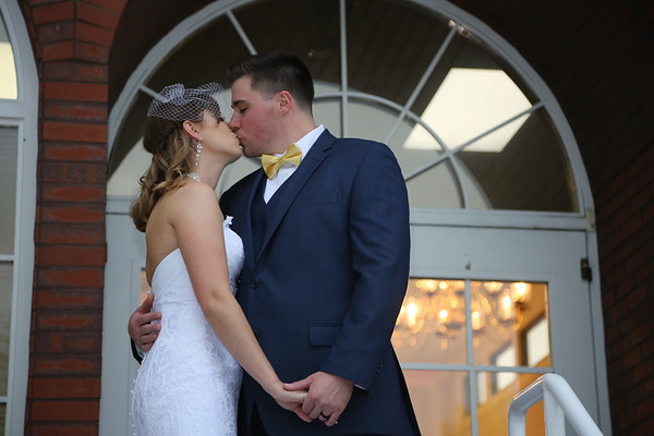 Hundley Wedding - Clubhouse Event Center