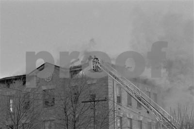 Melville Vacant School Rte 110 & Albany  Feb 28, 1990