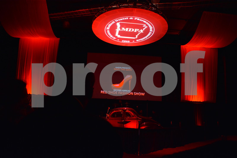 Red Shoe Extravaganza 2014