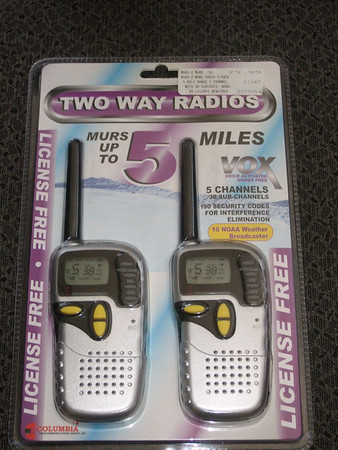 Columbia MURS Radios