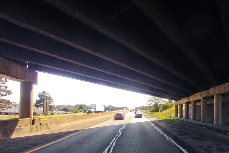 Under the Dark Bridge