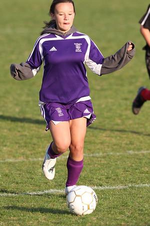DMS Girls Soccer 3-24-2008