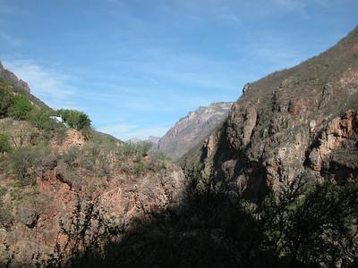 Day 6 Batopilas to Gurerro