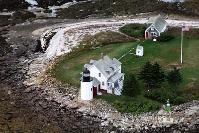 Blue Hill Bay Light, Maine