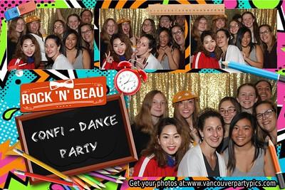 Rock 'N' Beau - Confi-Dance Party