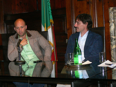 Sep 23 Mon  2013 ITALIAN INSTITUTE Panel on Startup Cultures