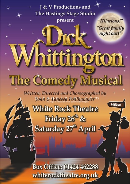 Dick Whittington (April 2019)
