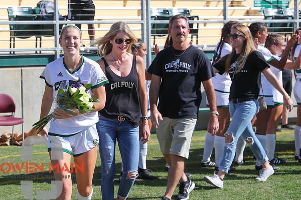 2018 Cal Poly Women's Soccer