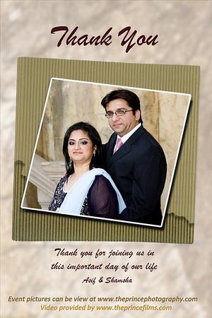 Asif & Shamsah