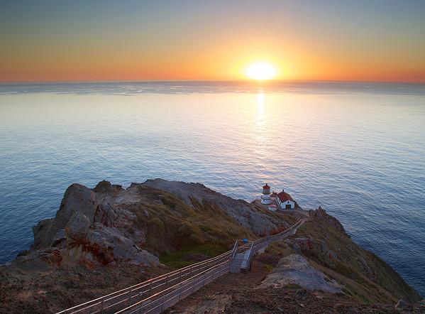 Point Reyes - Chimney Rock Trail/Lighthouse, November 23, 2013