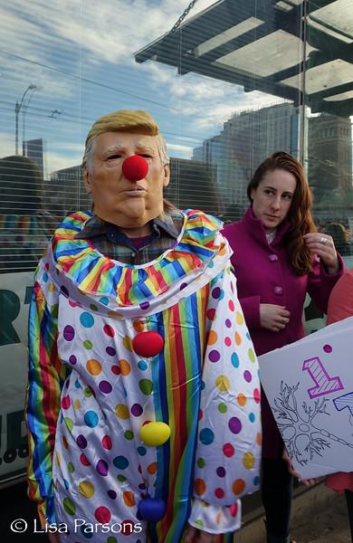 Trump is a Clown